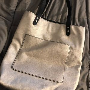 Abercrombie and Fitch tote